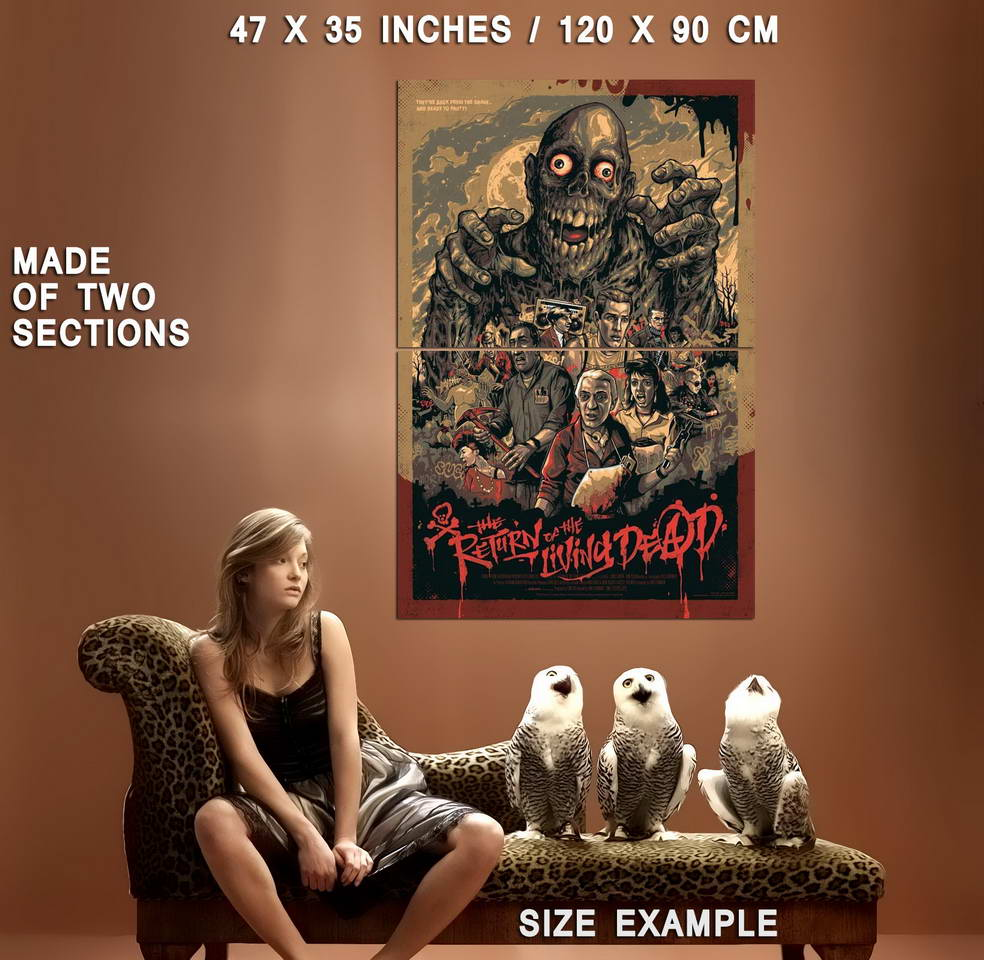 59115-Return-of-the-Living-Dead-Classic-Horror-Wall-Print-Poster-Affiche