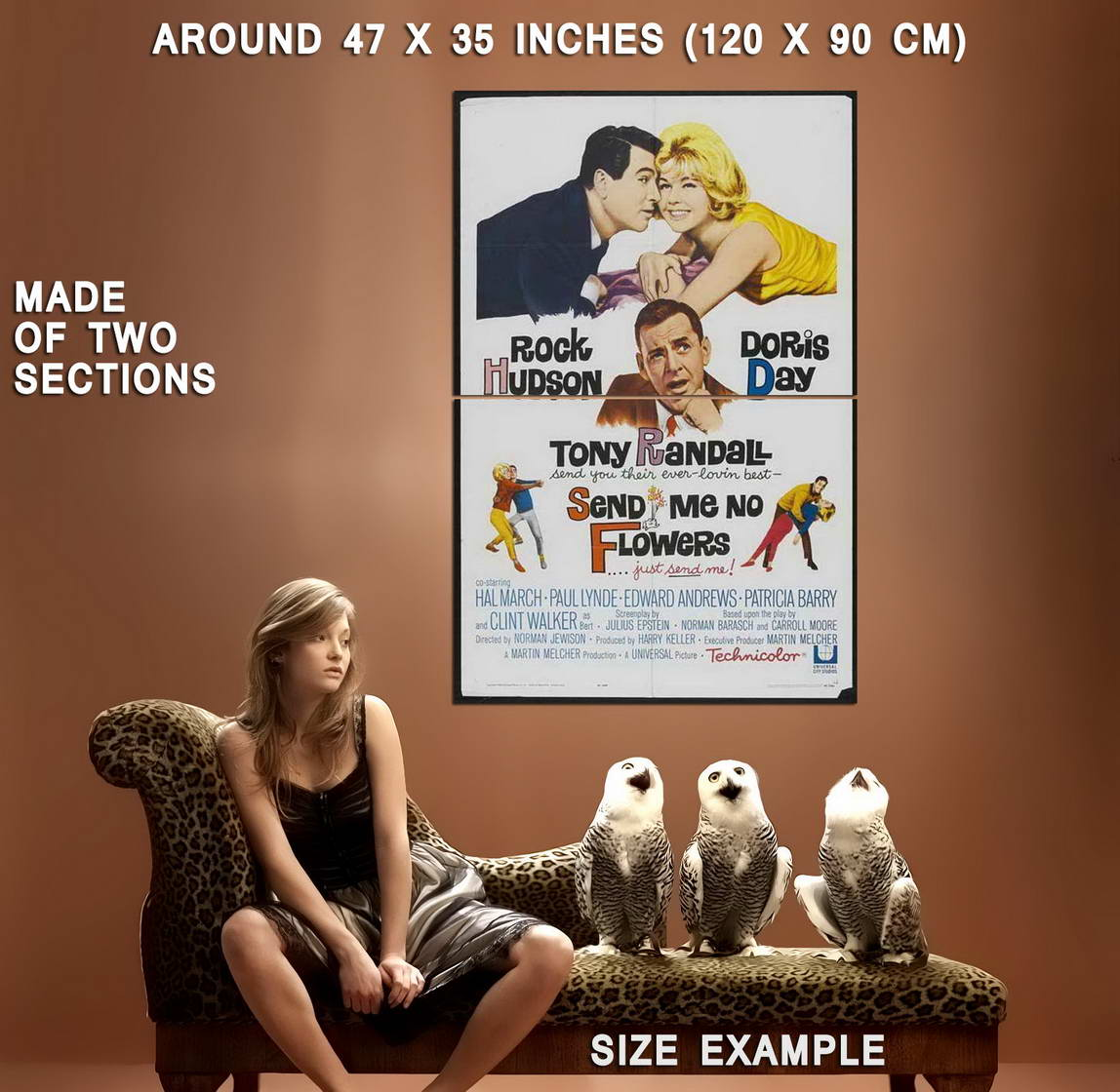 68937-Send-Me-No-Flowers-Movie-Doris-Day-Rock-Hudson-Wall-Print-Poster-Affiche