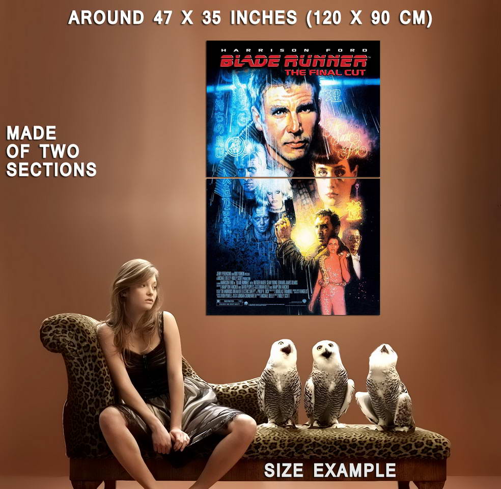 72368-BLADE-RUNNER-Movie-Sci-Fi-Wall-Print-Poster-Affiche