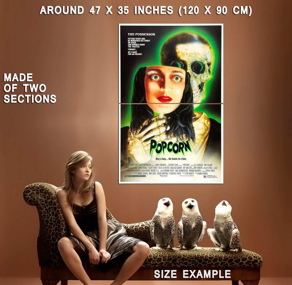 72470-Popcorn-1991-Movie-Wall-Print-Poster-Affiche
