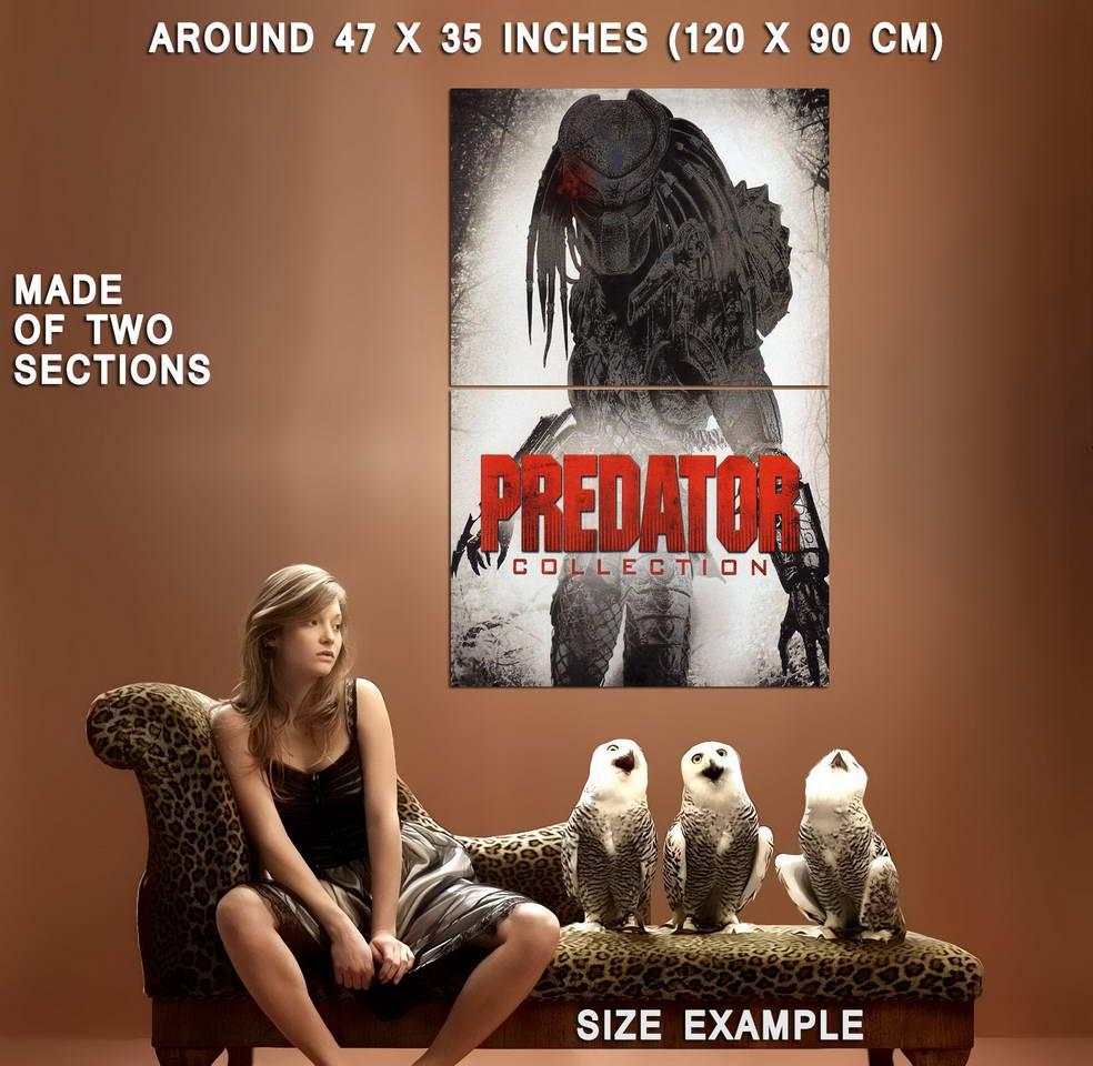 72692-PREDATOR-Movie-RARE-Promo-Wall-Print-Poster-Affiche