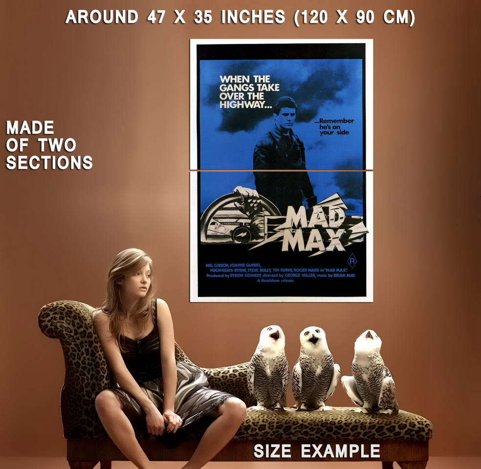 73253-Mad-Max-Movie-1979-Wall-Print-Poster-Affiche