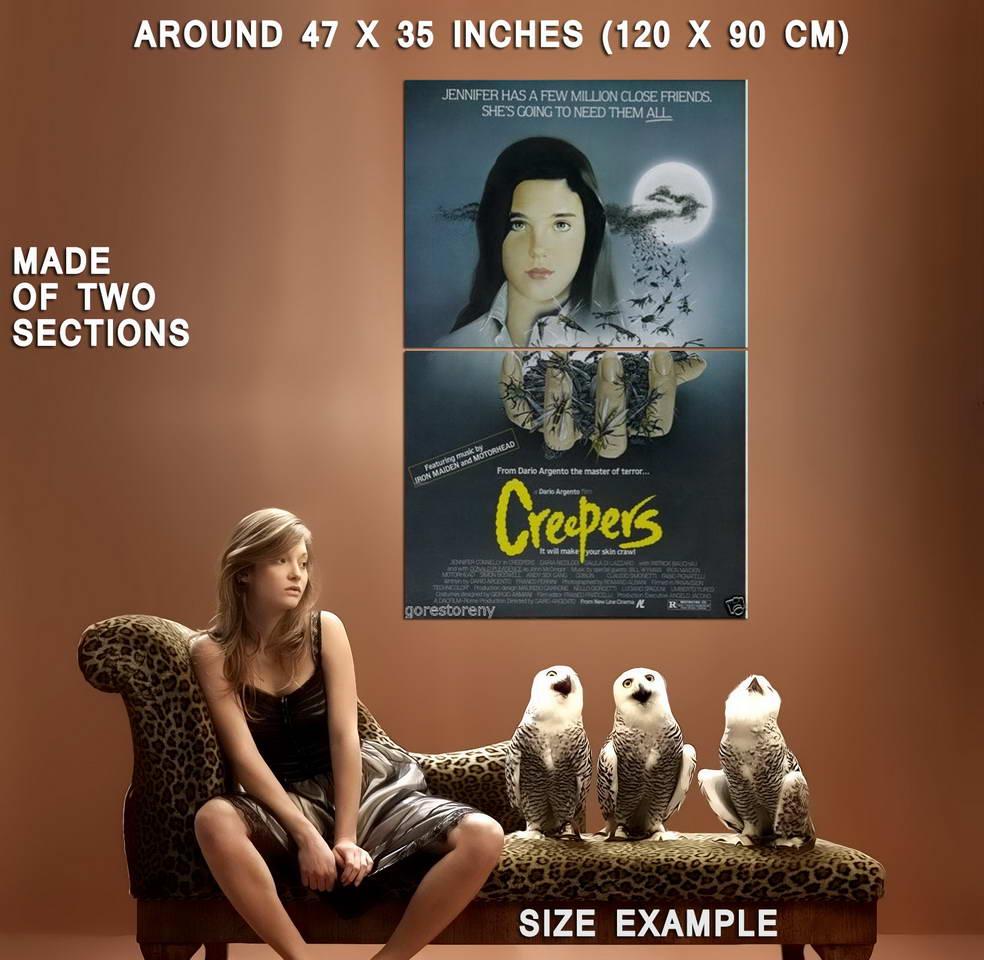 73431-PHENOMENA-aka-CREEPERS-Dario-Argento-Suspiria-Wall-Print-Poster-Affiche