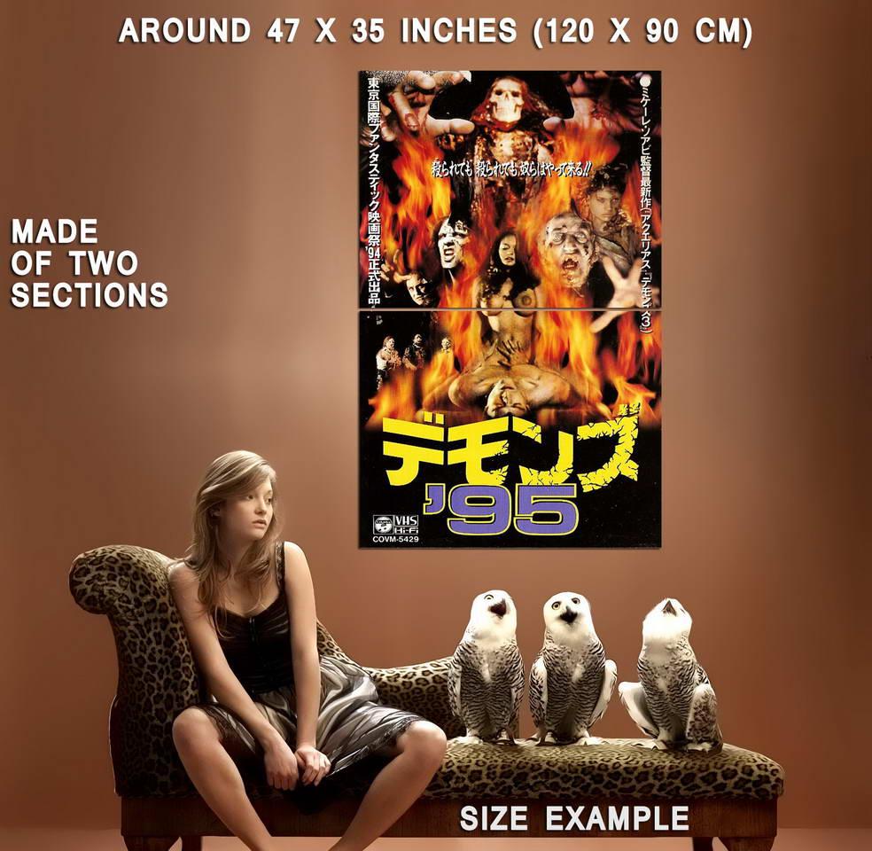 73439-DELLAMORTE-DELLAMORE-Movie-1995-Comedy-Wall-Print-Poster-Affiche