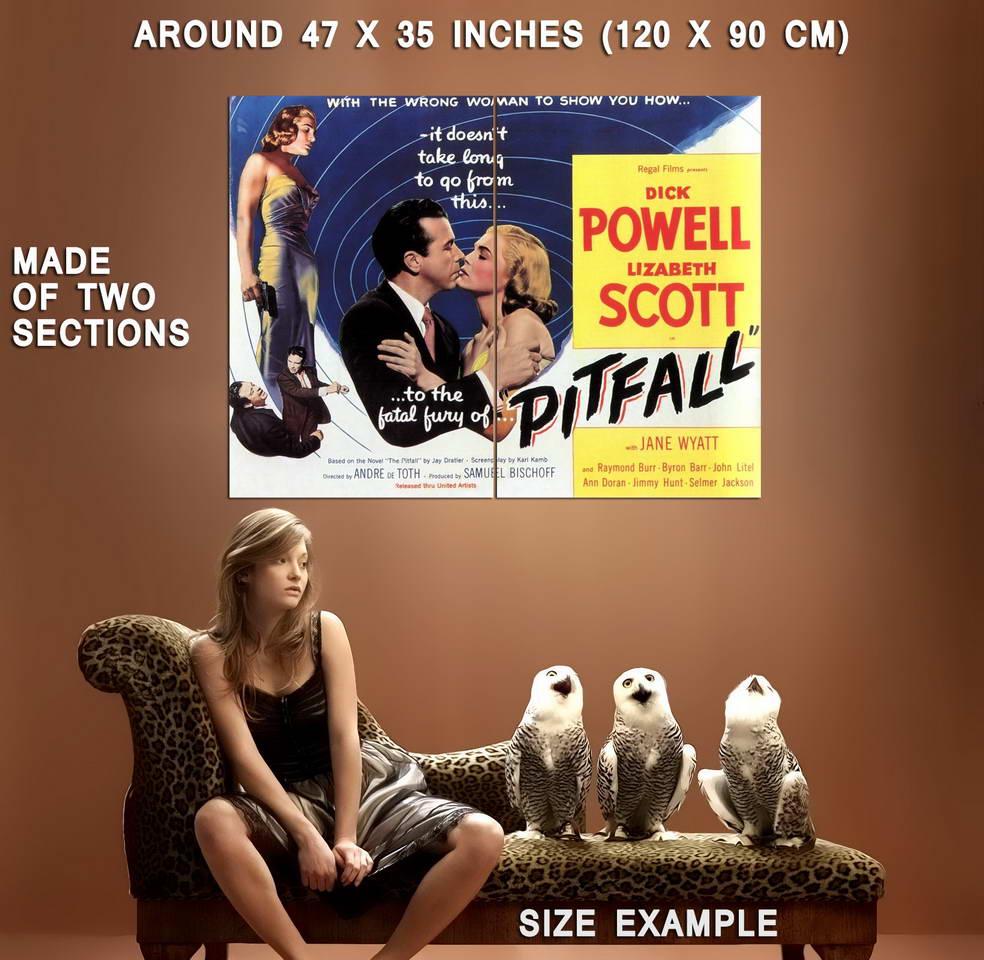 73509-Pitfall-Movie-1948-Crime-Drama-Wall-Print-Poster-Affiche