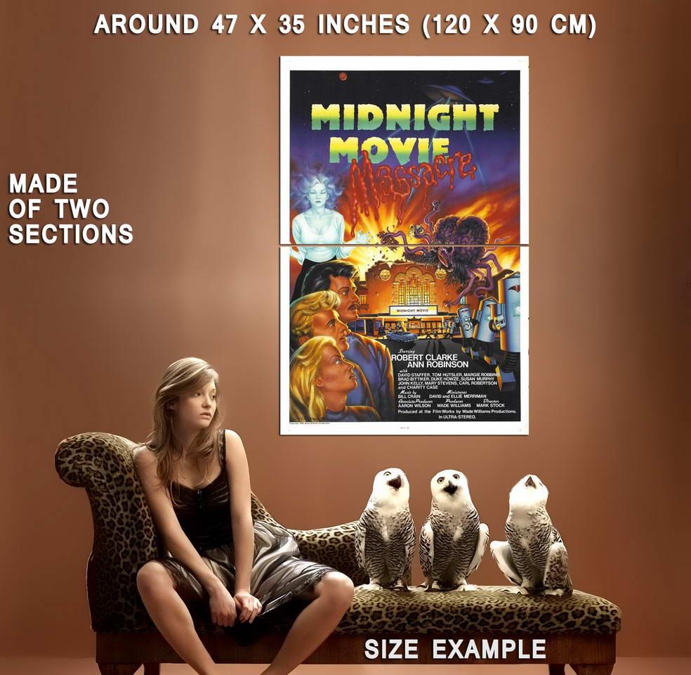 73897-Midnight-Movie-Massacre-Movie-1988-Comedy-Wall-Print-Poster-Affiche