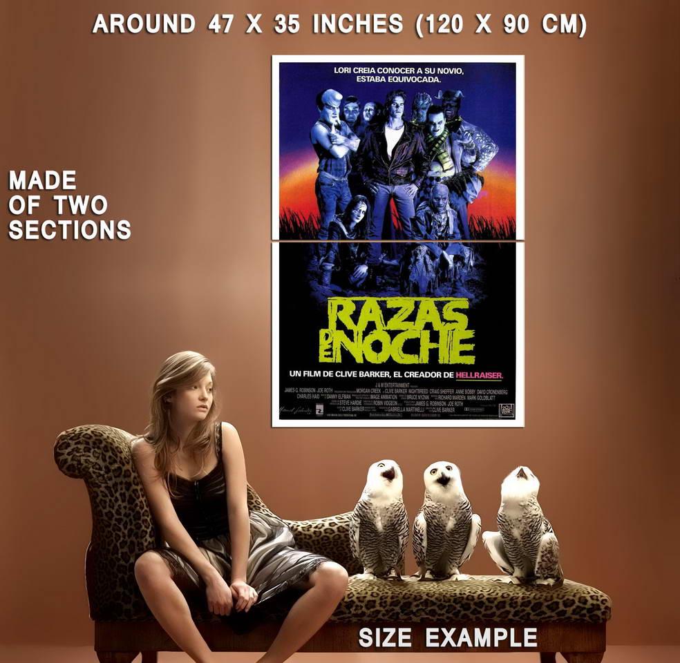 73925-NIGHT-BREED-Movie-Clive-Barker-David-Cronenberg-Wall-Print-Poster-Affiche