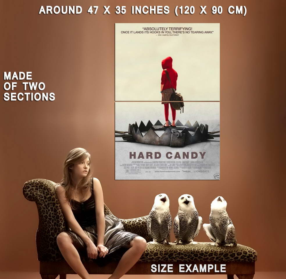 74174-HARD-CANDY-Movie-Horror-THRILLER-SUSPENSE-Wall-Print-Poster-Affiche