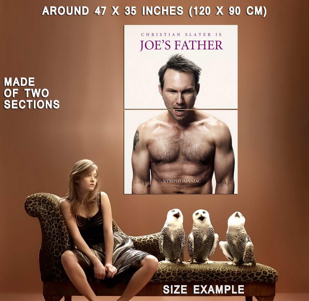 74357-NYMPHOMANIAC-2013-Christian-Slater-Uma-Thurman-Wall-Print-Poster-Affiche