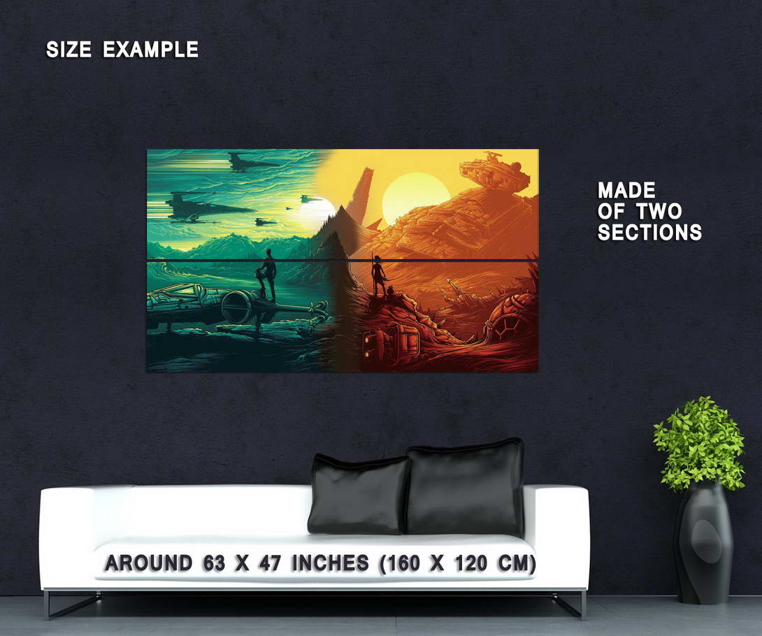 61483 Star Wars Wall Print Poster Affiche