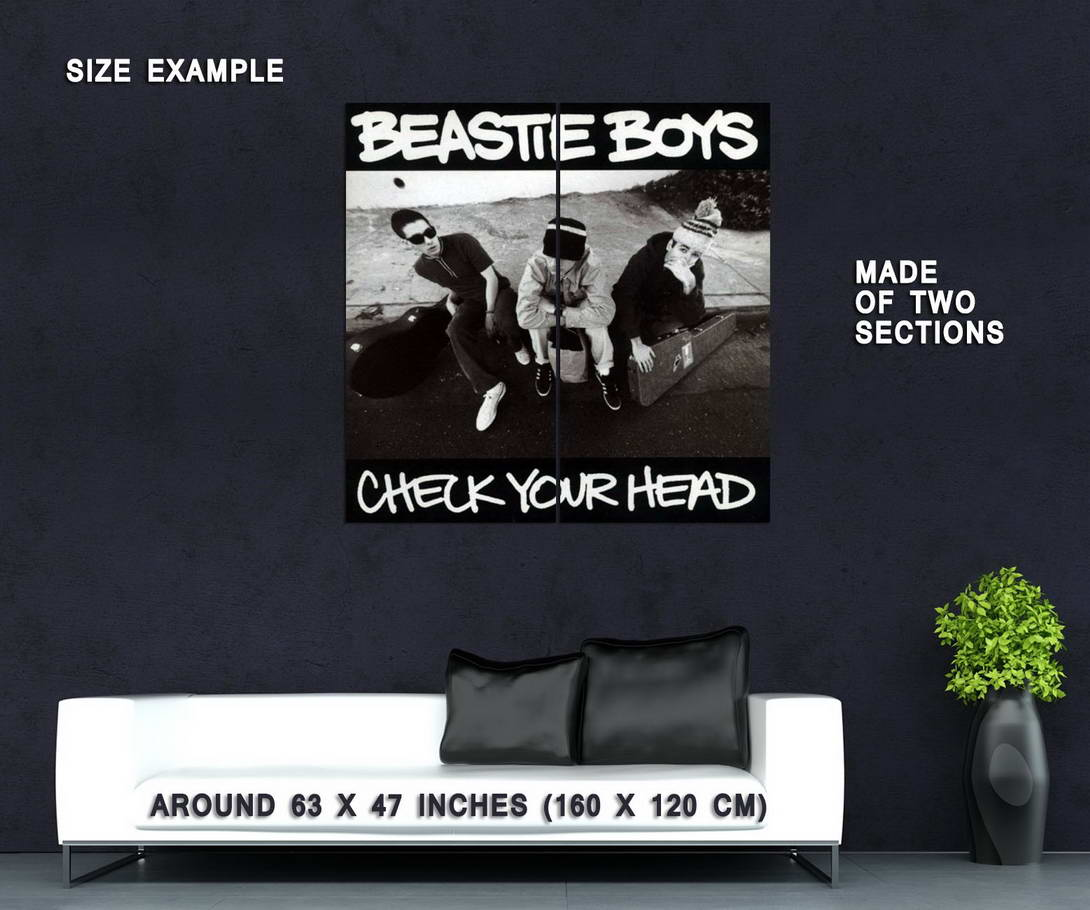 62152-Beastie-Boys-Check-Your-Head-Wall-Print-Poster-Affiche
