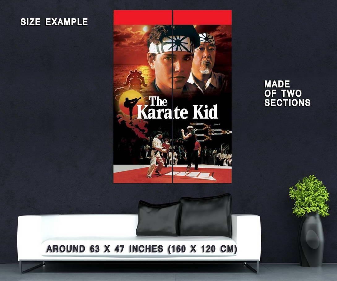 The Karate Kid Movie Poster