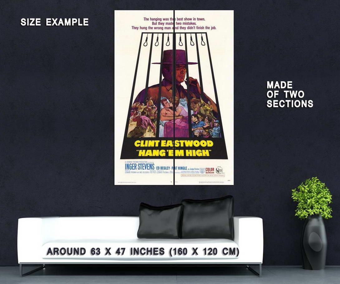 67314-Hang-Em-High-Movie-Clint-East-Wall-Print-Poster-Affiche