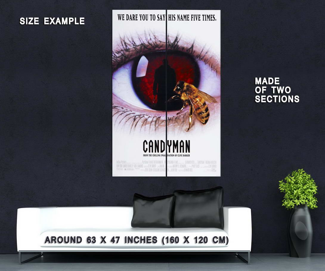 72258-CANDYMAN-Movie-Horror-Wall-Print-Poster-Affiche