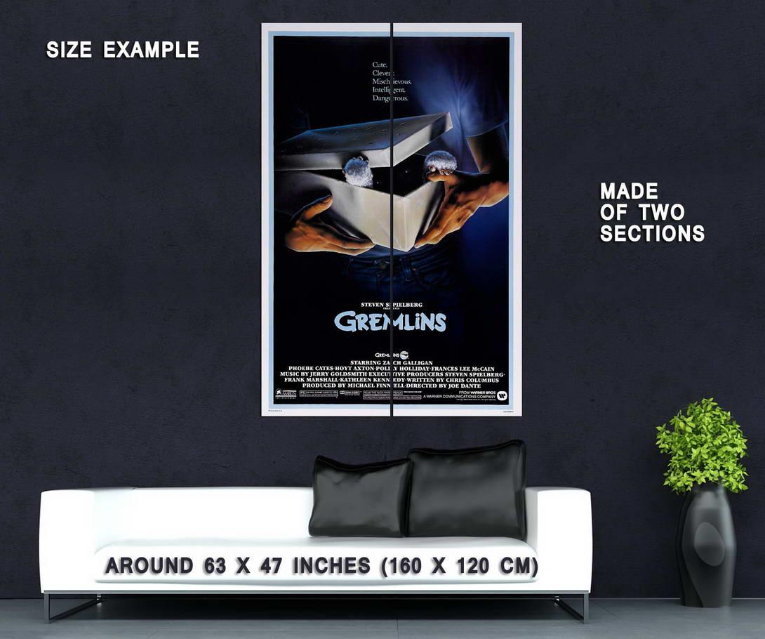 72338-Gremlins-1984-Movie-Wall-Print-Poster-Affiche