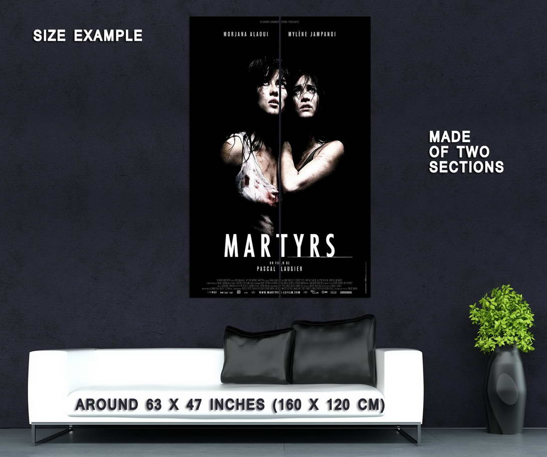 72492-MARTYRS-Movie-Horror-French-Wall-Print-Poster-Affiche