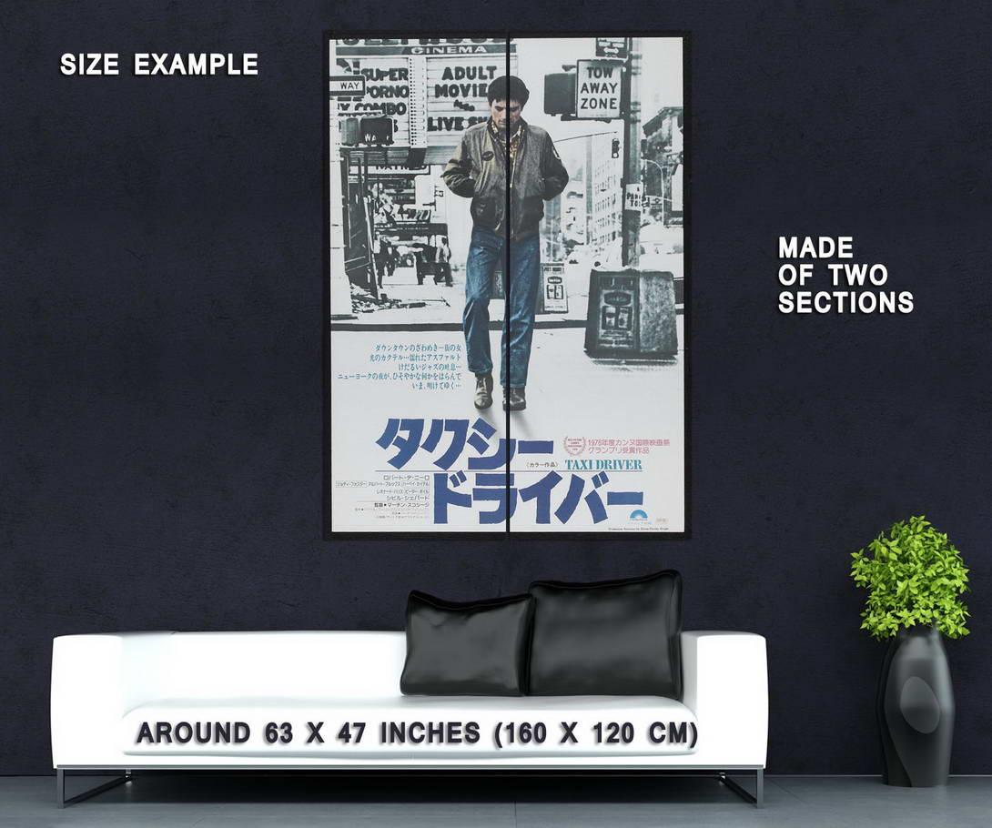 72911-TAXI-DRIVER-1976-Robert-De-Niro-Martin-Scorsese-Wall-Print-Poster-Affiche