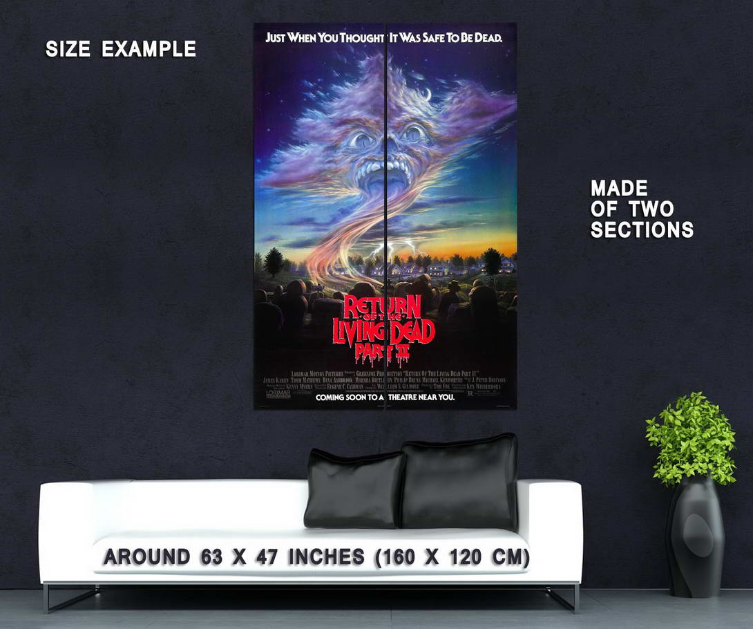 72933-RETURN-OF-THE-LIVING-DEAD-P-2-Zombies-Night-Wall-Print-Poster-Affiche