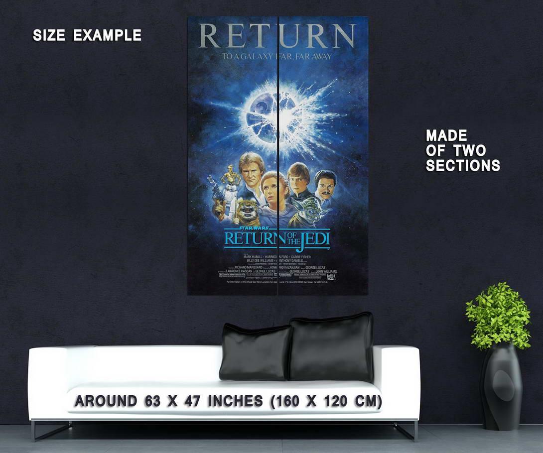 73150-STAR-WARS-RETURN-OF-THE-Episode-VI-Return-Wall-Print-Poster-Affiche