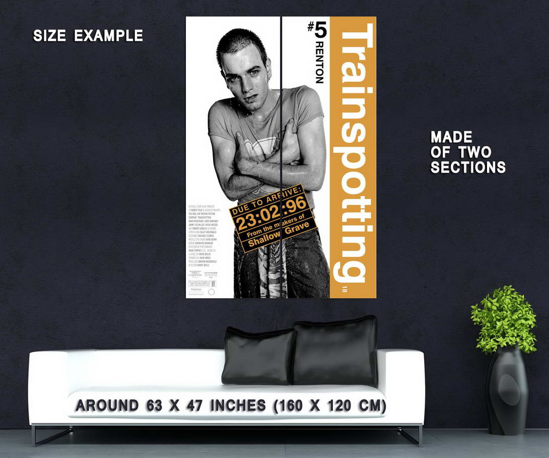 73156-Trainspotting-1996-Movie-Renton-Wall-Print-Poster-Affiche