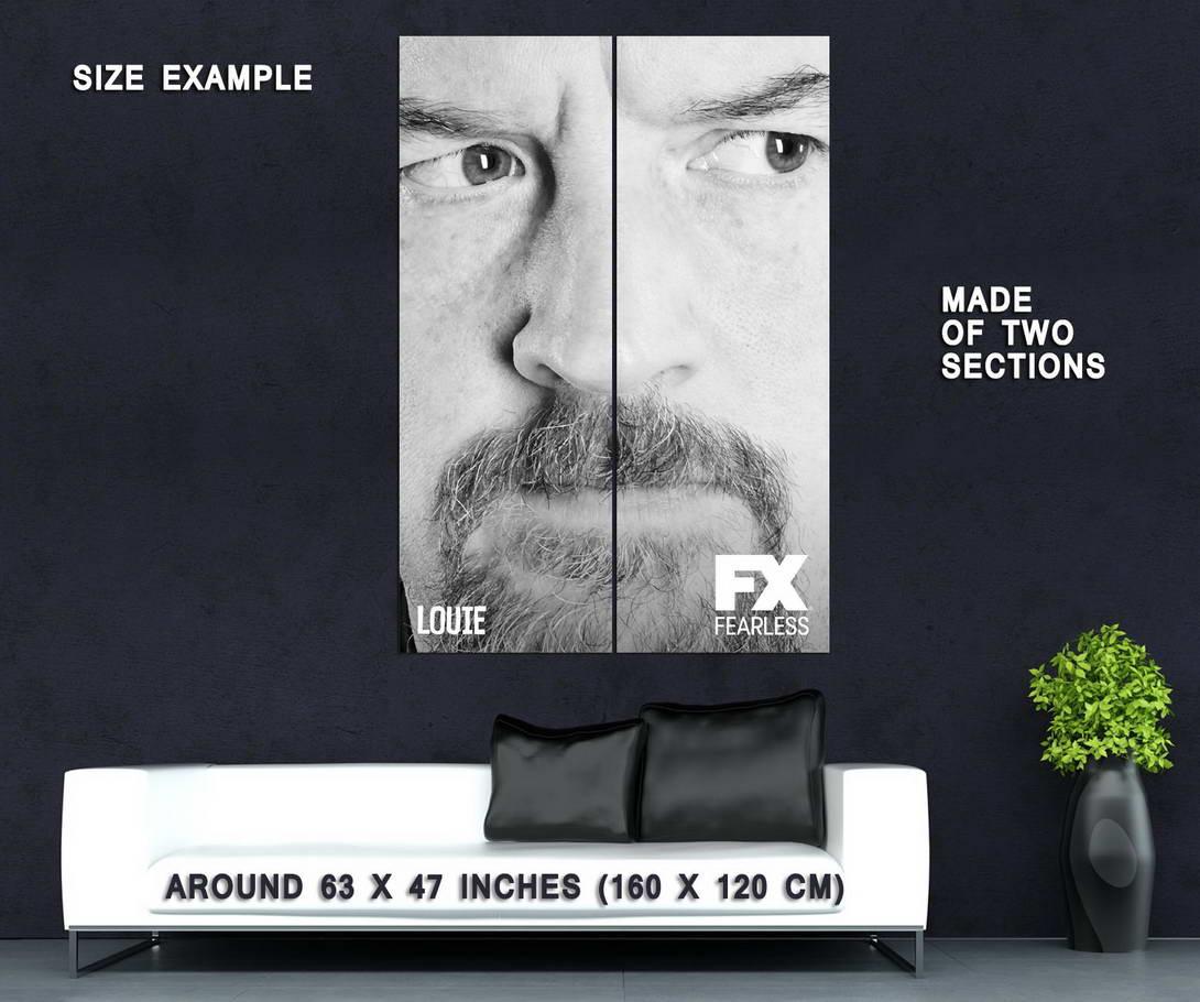 73213-LOUIE-TV-Show-Louis-CK-Seinfeld-SNL-Wall-Print-Poster-Affiche