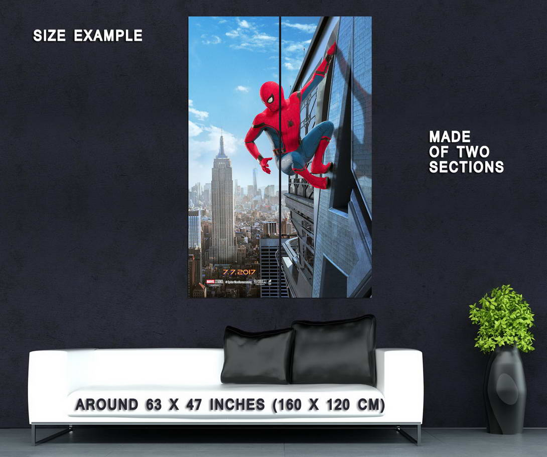73325-Spider-Man-Homecoming-Movie-Wall-Print-Poster-Affiche
