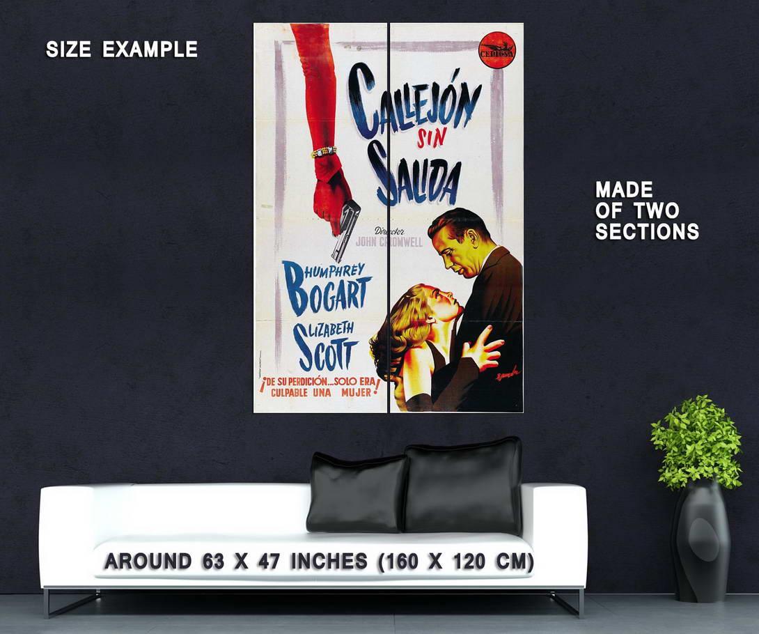 73529-Dead-Reckoning-Movie-1947-Thriller-Drama-Wall-Print-Poster-Affiche