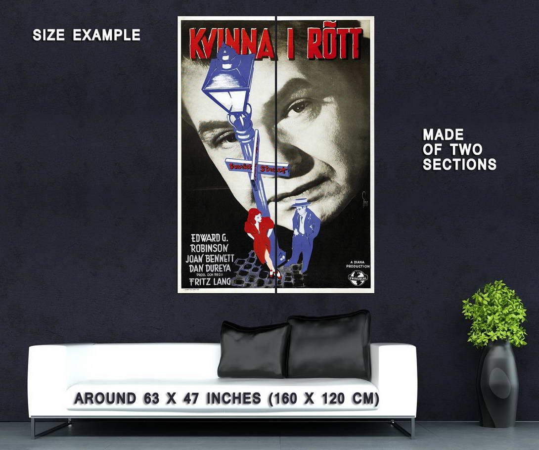 73612-Scarlet-Street-Movie-1945-Drama-Thriller-Wall-Print-Poster-Affiche