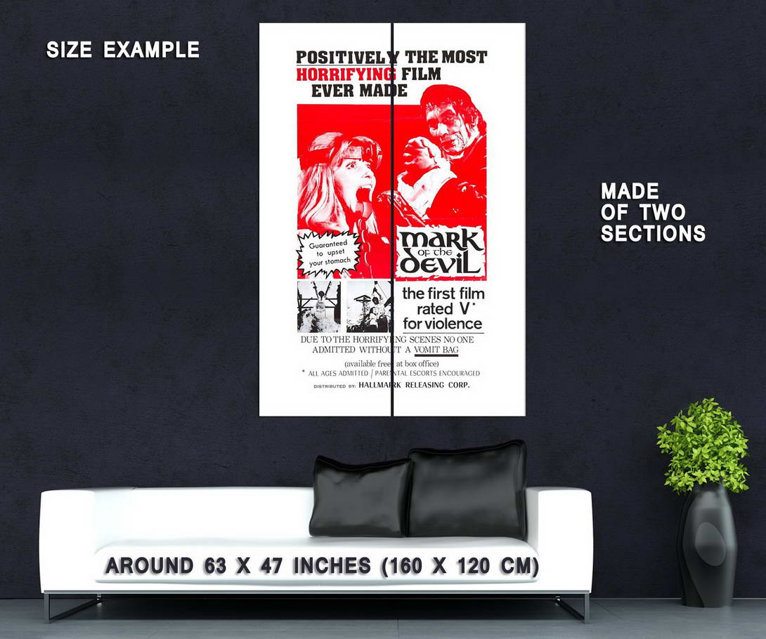 73844-MARK-OF-THE-DEVIL-Movie-Horror-Satan-Occult-Wall-Print-Poster-Affiche