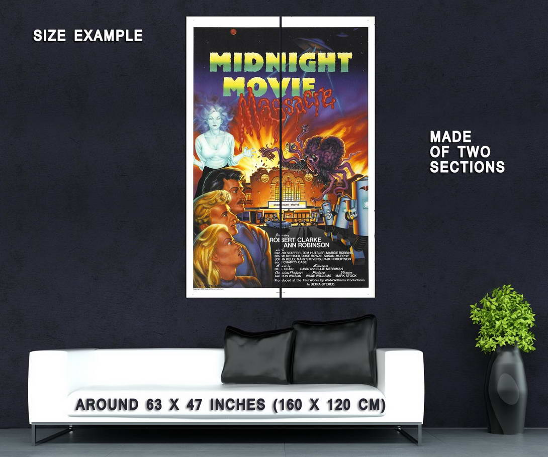 74114-MIDNIGHT-MOVIE-MASSACRE-Movie-Grindhouse-Wall-Print-Poster-Affiche