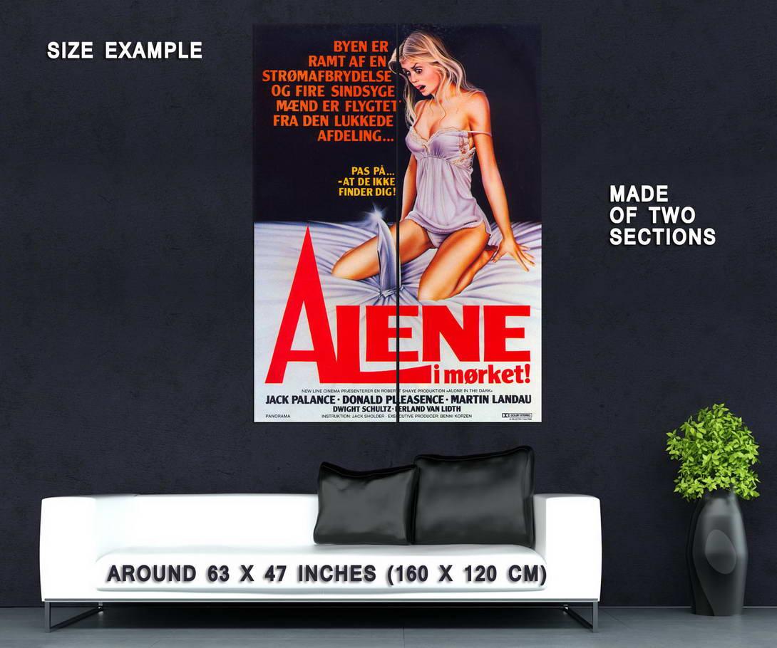 74216-ALONE-IN-THE-DARK-Movie-RARE-Horror-Sex-Wall-Print-Poster-Affiche