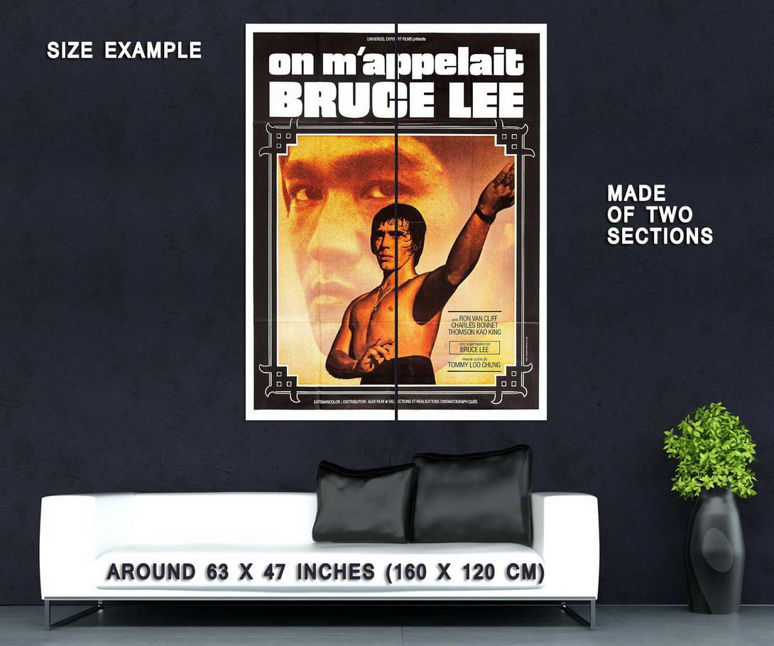74349-BLACK-DRAGONS-REVENGE-Movie-Kung-Fu-Wall-Print-Poster-Affiche