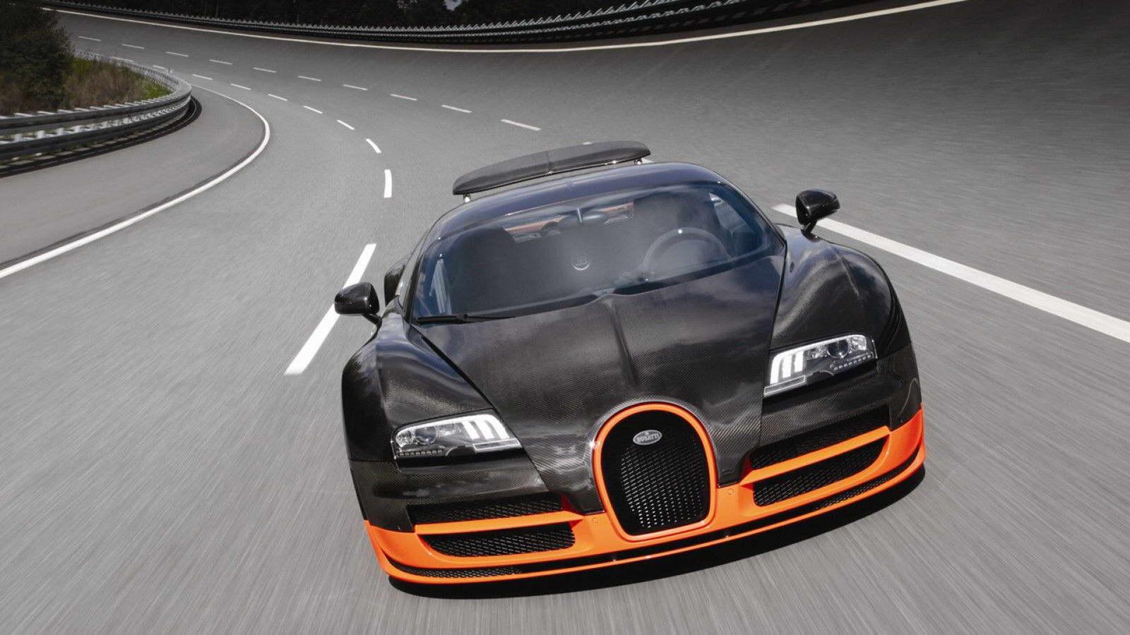Bugatti Veyron Super Sports Car Hd High Quality