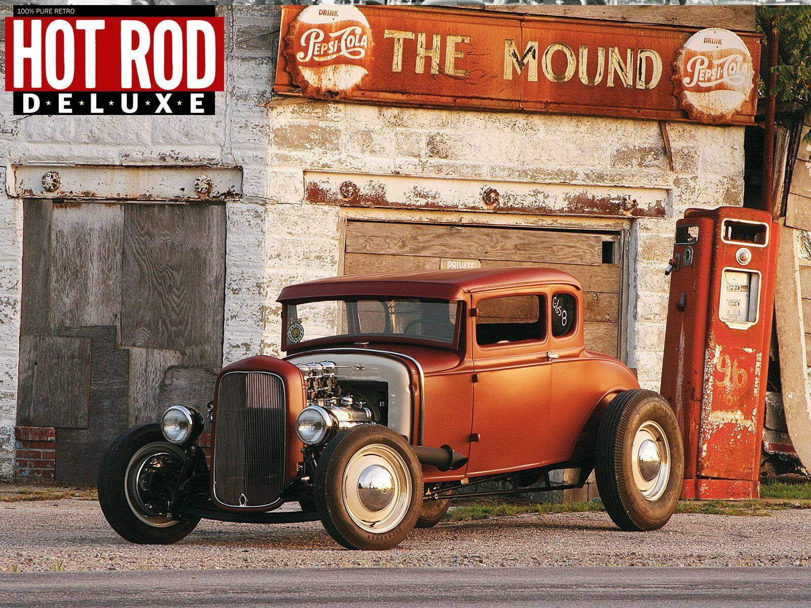 00477 HOT ROD 1932 FORD 5 WINDOW COUPE Poster Laminated | eBay