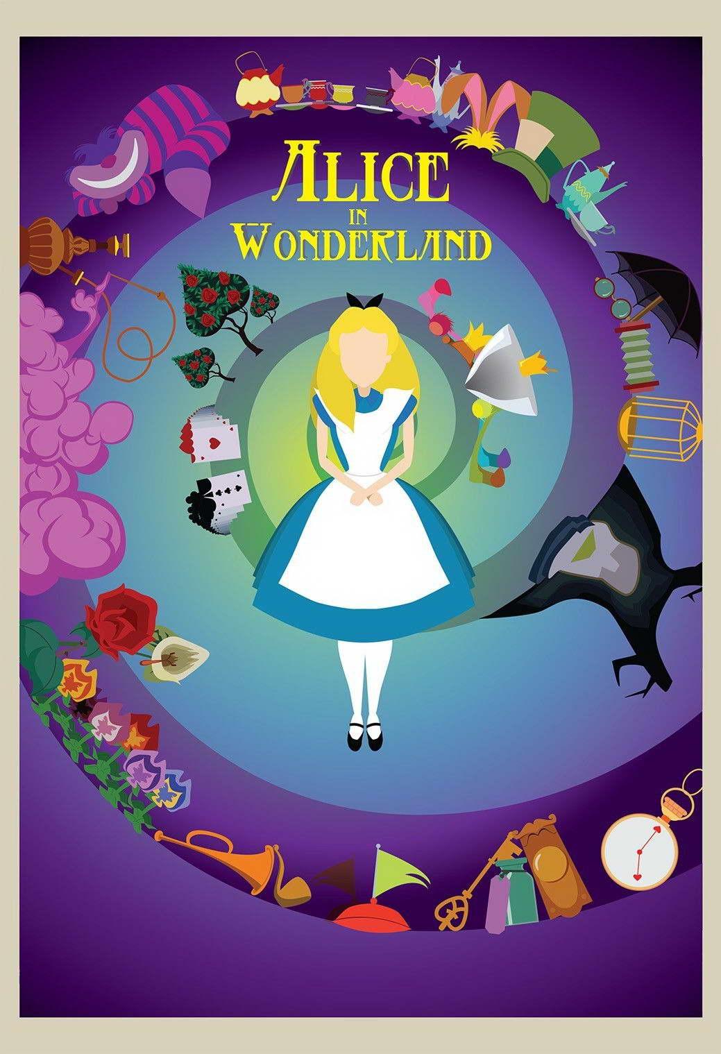 Alice In Wonderland Movie Disney
