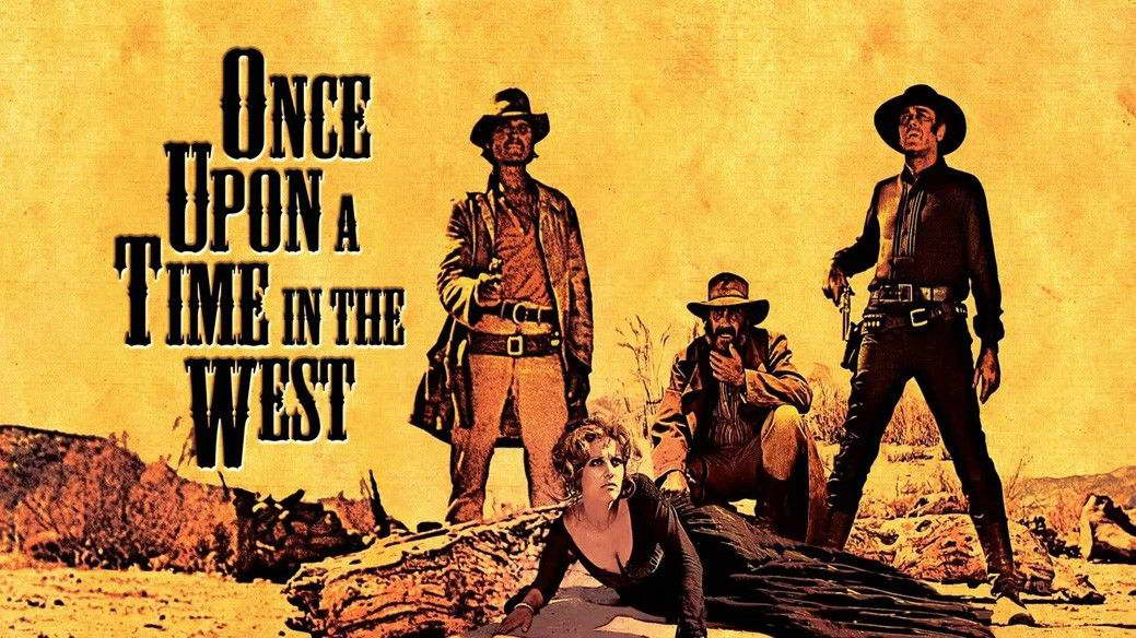 20584 Once upon a time in the west Movie Wall Print POSTER UK | eBay
