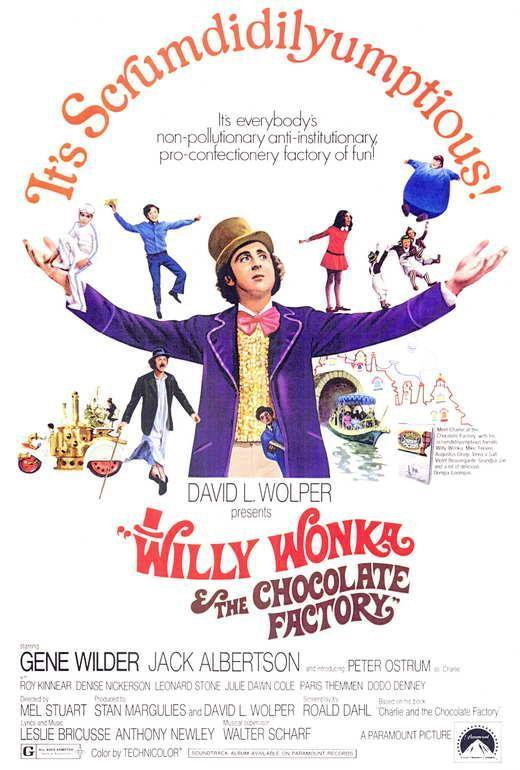 65440-Willy-Wonka-And-the-Chocolate-Factory-Movie-Wall-Print-Poster-Affiche