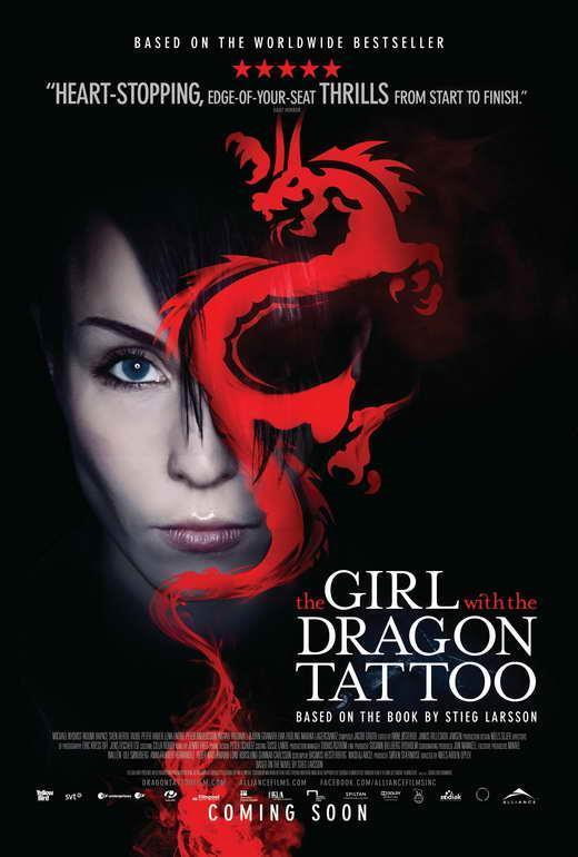 67269-The-Girl-with-the-Dragon-Tattoo-Movie-Wall-Print-Poster-Affiche