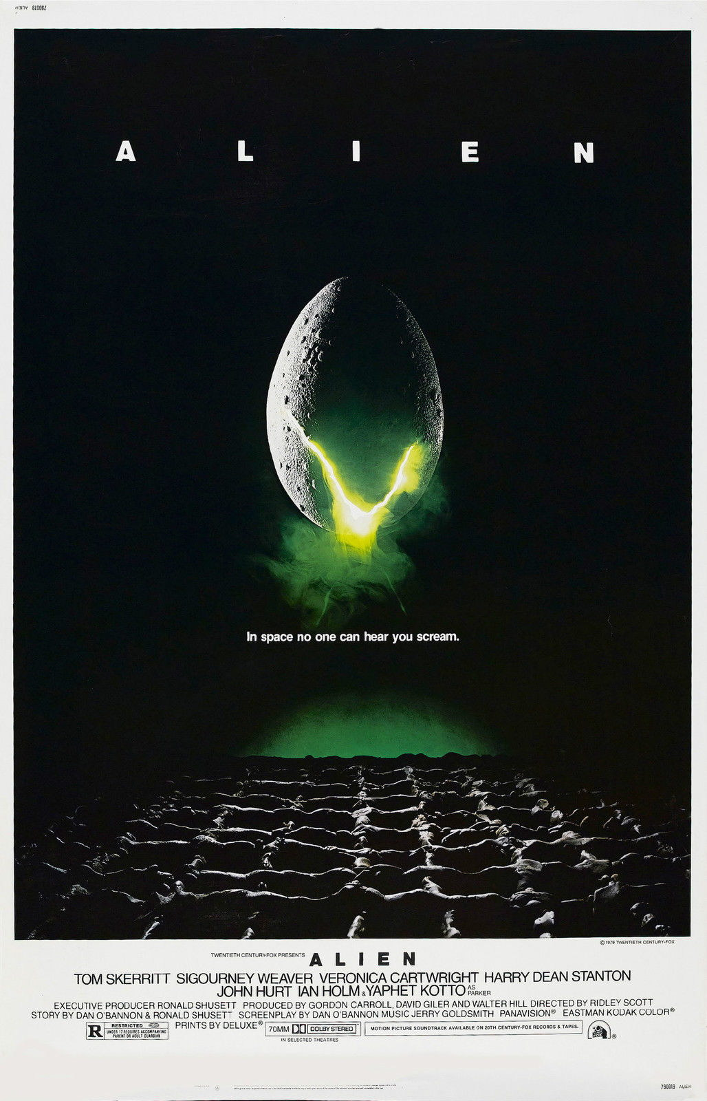 72177-ALIEN-1979-Movie-Sci-Fi-Horror-Ridley-Scott-Wall-Print-Poster-Affiche