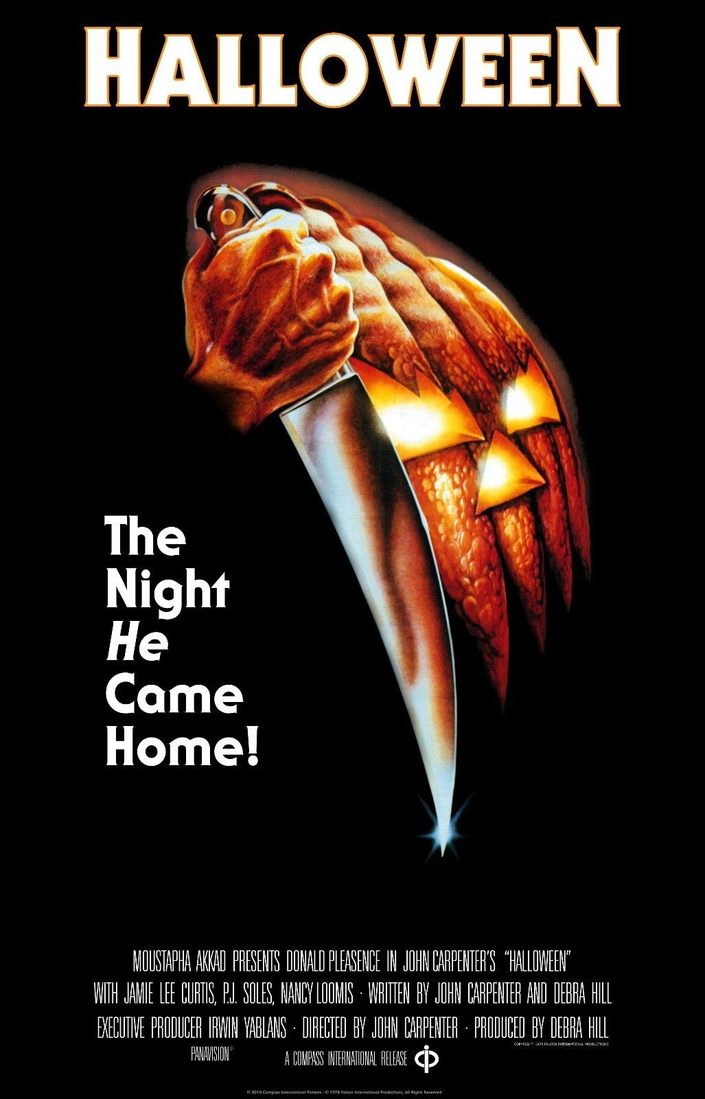 72208-HALLOWEEN-1978-Movie-Michael-Myers-Wall-Print-Poster-Affiche