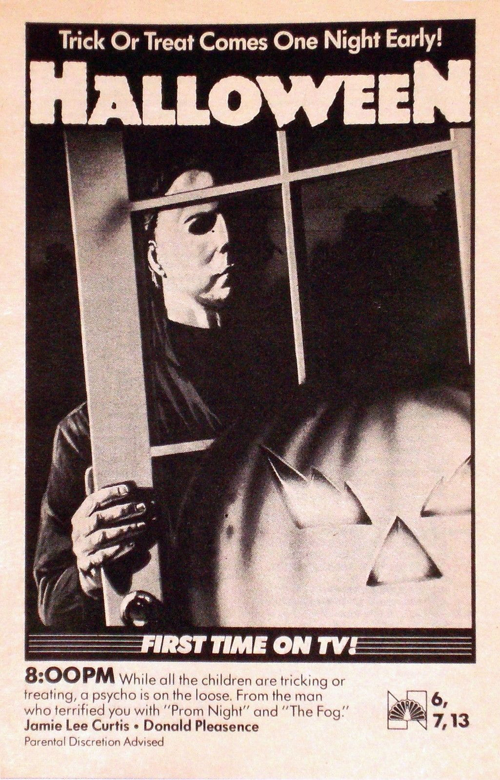 72219-HALLOWEEN-Movie-Michael-Myers-John-Carpenter-Wall-Print-Poster-Affiche