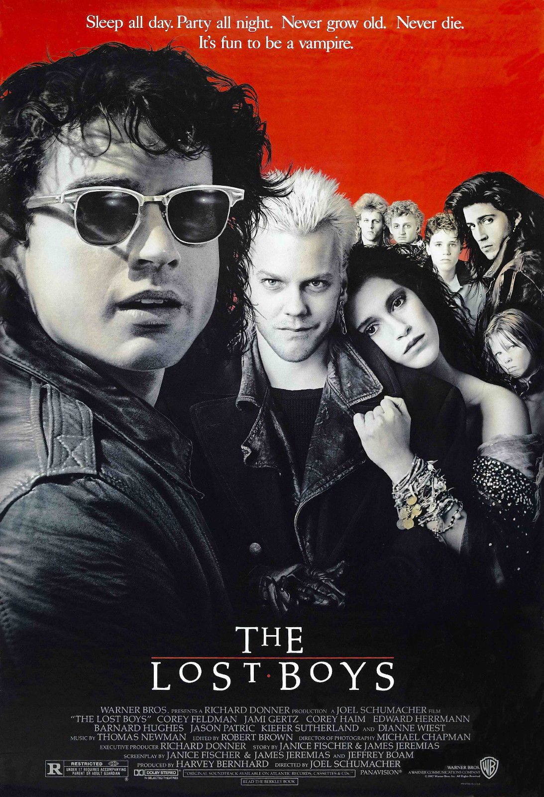 72290-The-Lost-Boys-1987-Movie-Vampires-Wall-Print-Poster-Affiche