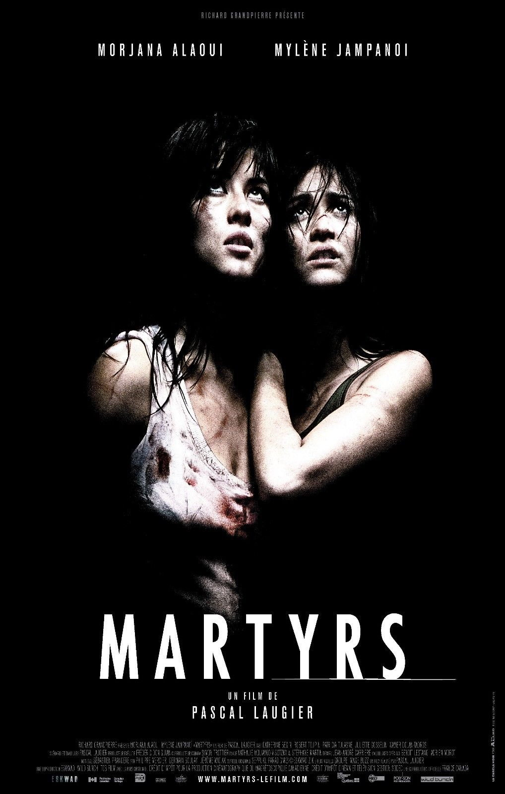 72492 MARTYRS Movie Horror French Wall Print Poster Affiche
