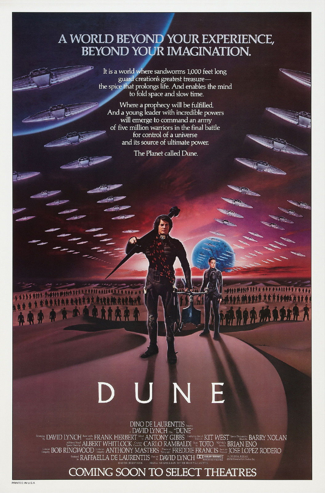 72551-DUNE-Movie-1984-Sci-Fi-Wall-Print-Poster-Affiche