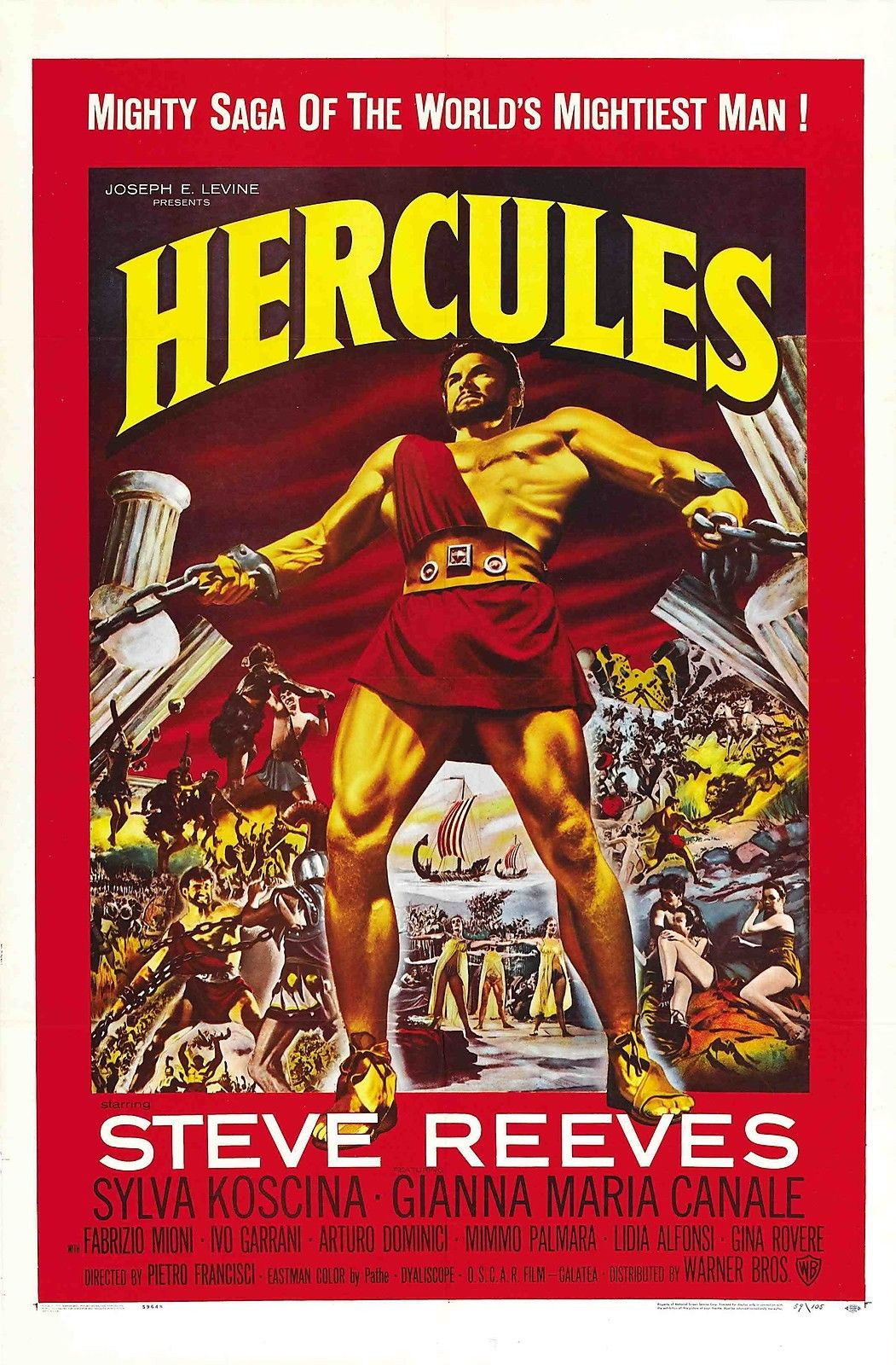 72555-HERCULES-Movie-1958-Wall-Print-Poster-Affiche