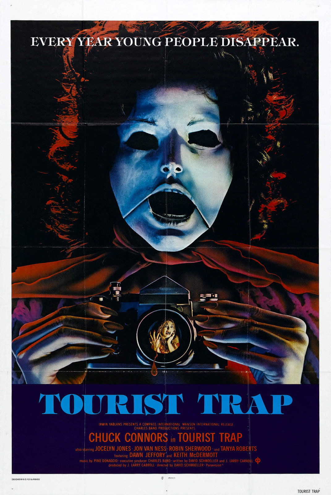 72699-Tourist-Trap-1979-Movie-Wall-Print-Poster-Affiche
