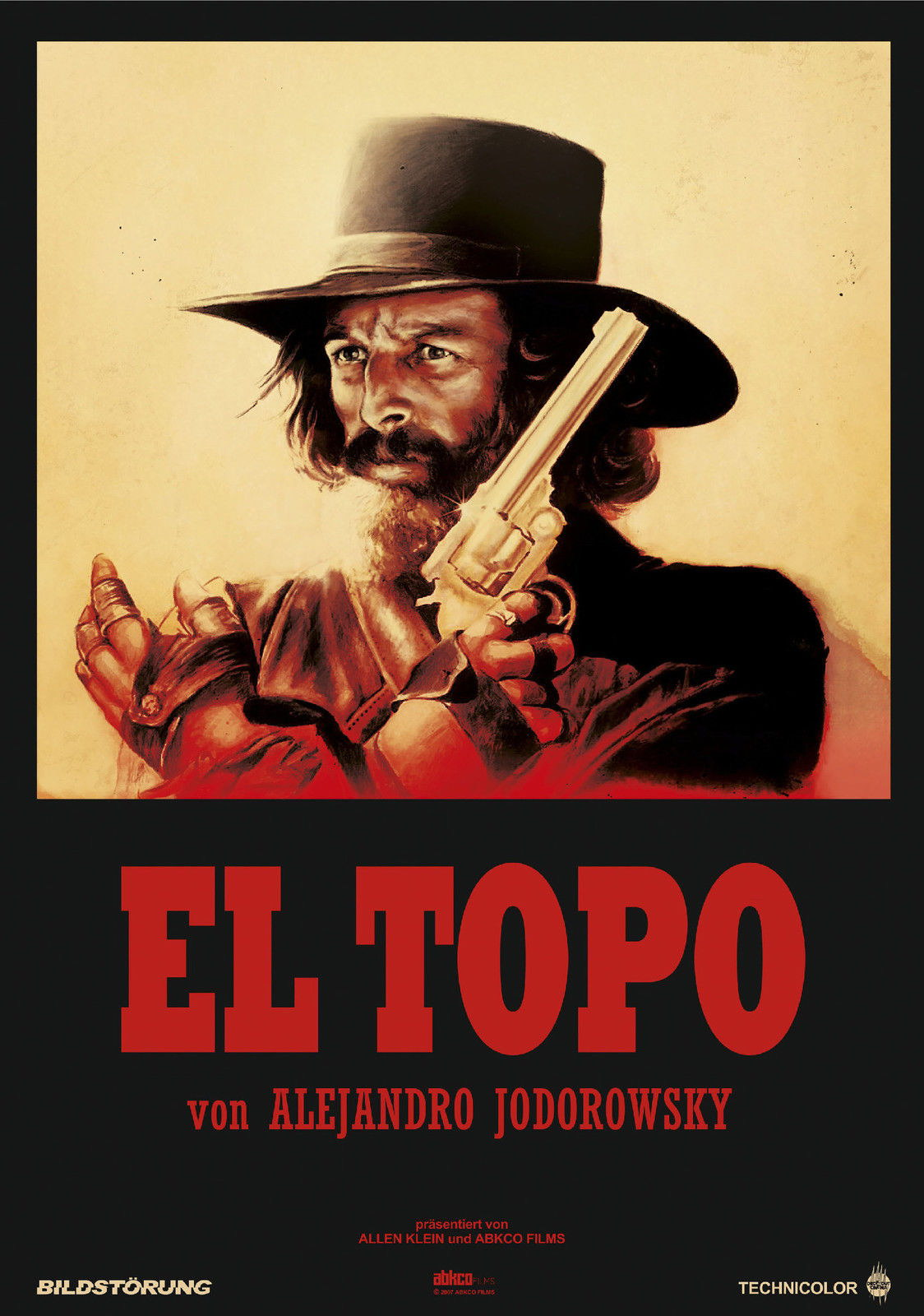 72830-EL-TOPO-European-Version-Alejandro-Jodorowsky-Wall-Print-Poster-Affiche