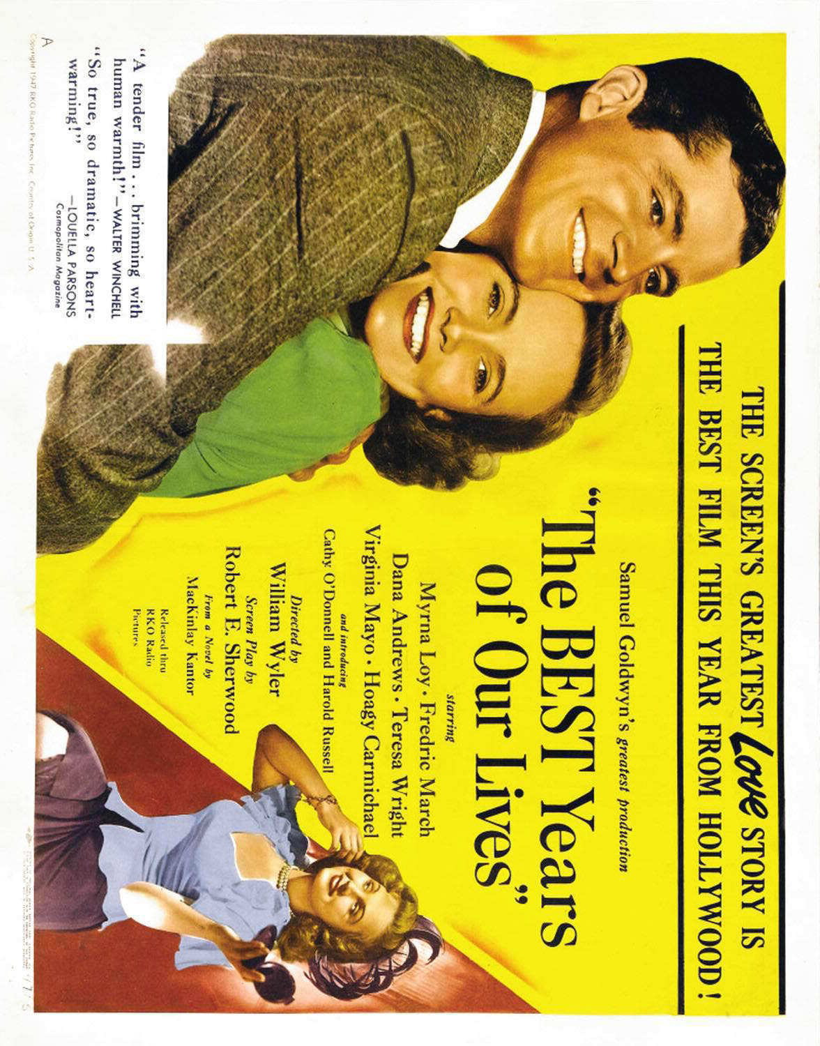 72979-THE-BEST-YEARS-OF-OUR-LIVES-Movie-1946-Wall-Print-Poster-Affiche