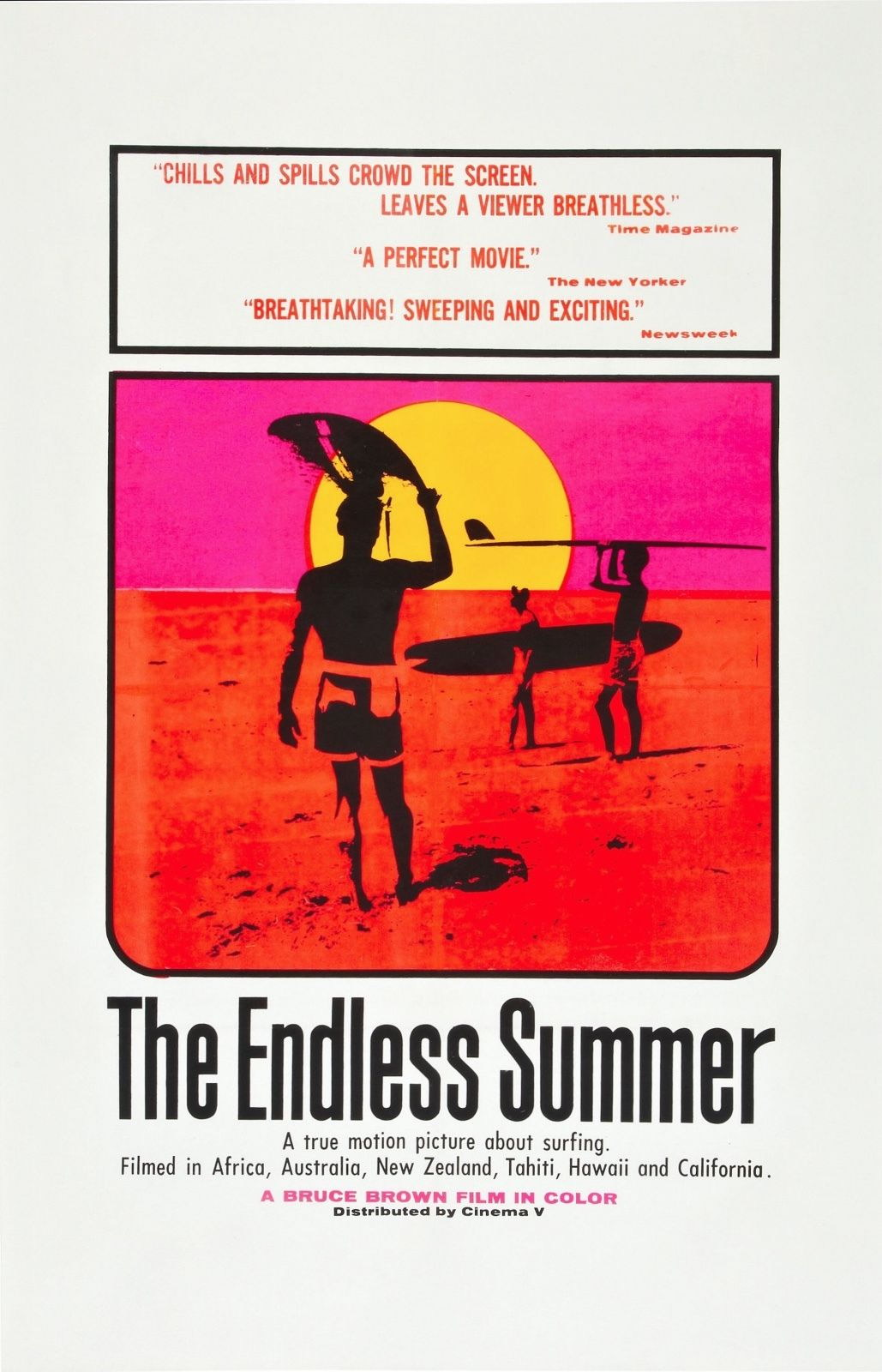 73020-The-Endless-Summer-Sport-Documentary-Classic-Wall-Print-Poster-Affiche