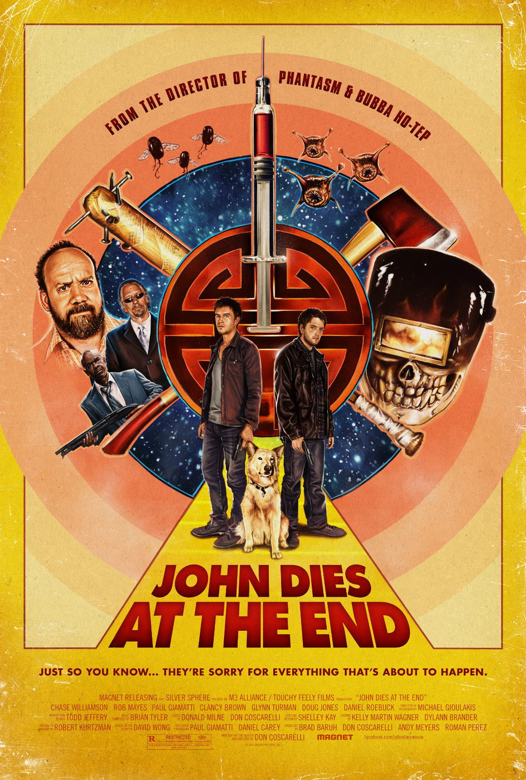 73078-JOHN-DIES-AT-THE-END-Movie-David-Wong-Wall-Print-Poster-Affiche
